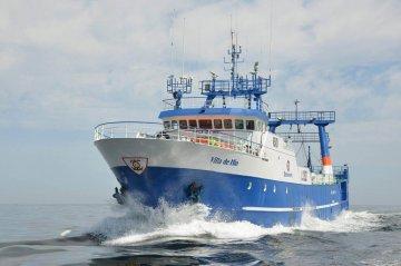Seawork Fish Processors in Namibia - Image